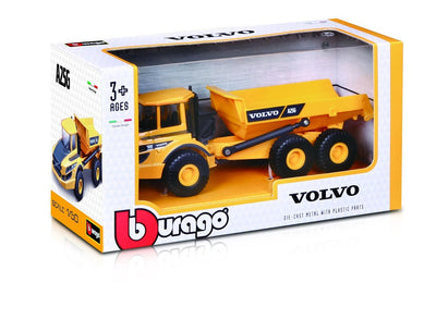Burago 1:50 Volvo and New Holland Construction Asstd