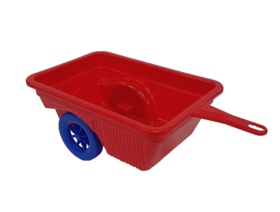 Dune Buggy Trailer Red