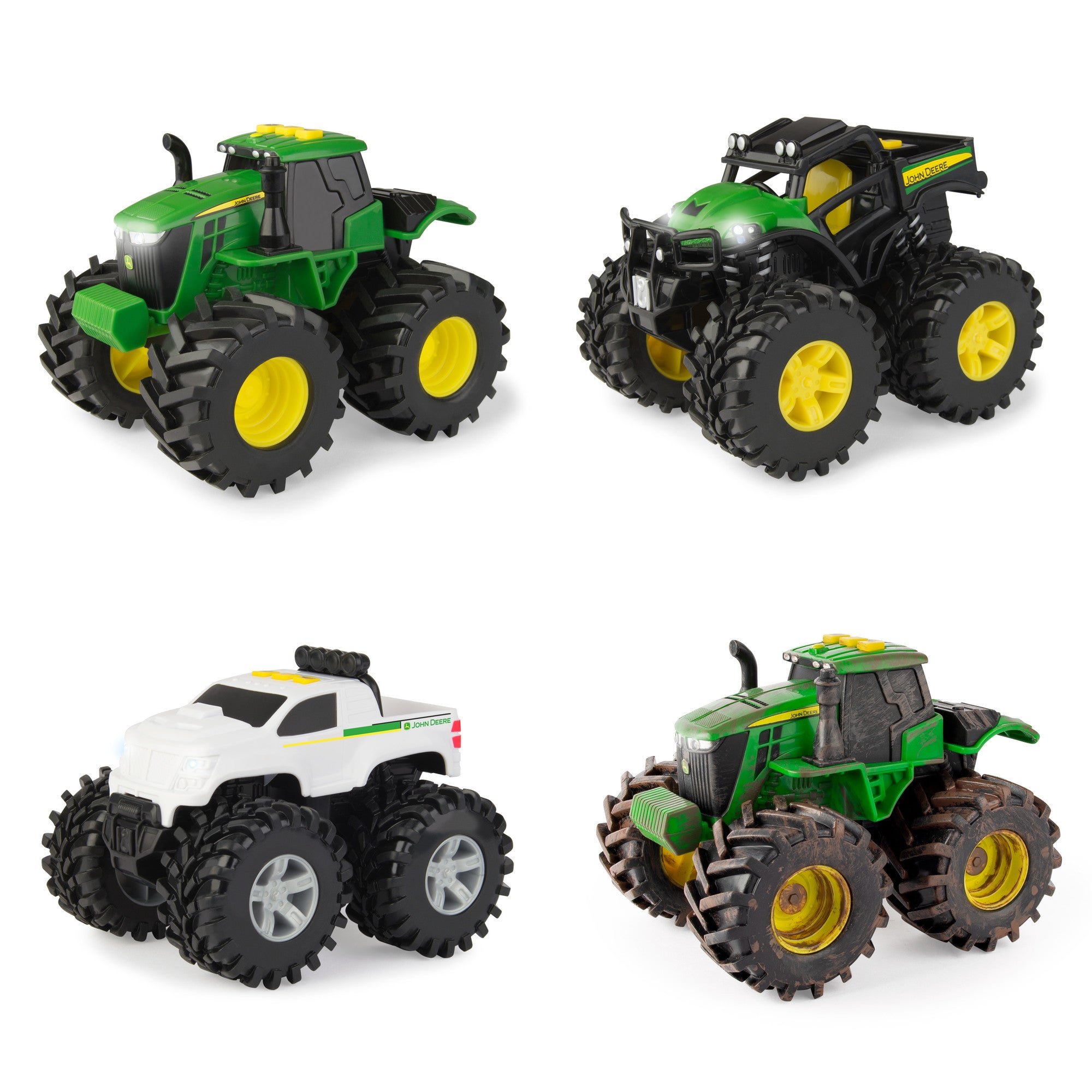 John Deere Monster Treads L&S Vehicle Asst