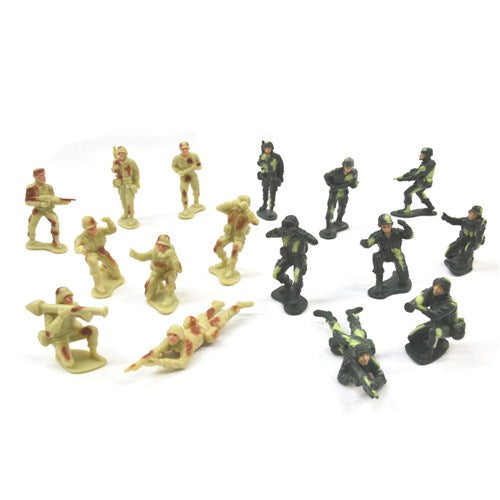Peterkin Classics Soldier World 16pc Fig