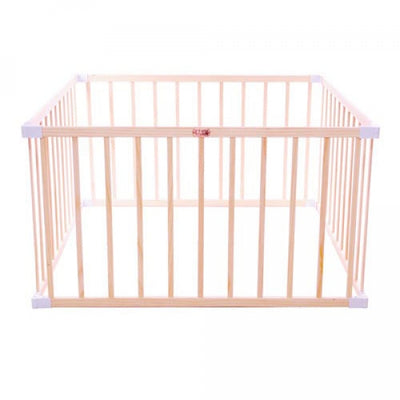 Tikk Tokk little boss square playpen natural