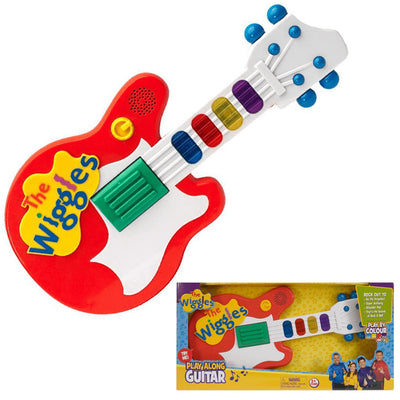 Wiggles Play Along Musical Guitar