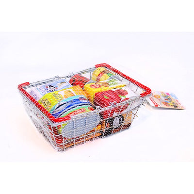 Just for chef Champion 15pc Food Basket with Boxed Food