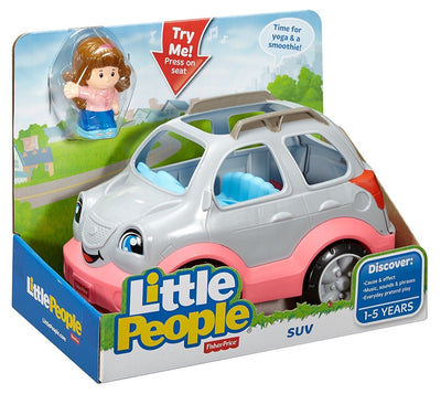 Fisher Price Little People Mid Vehicle Asst