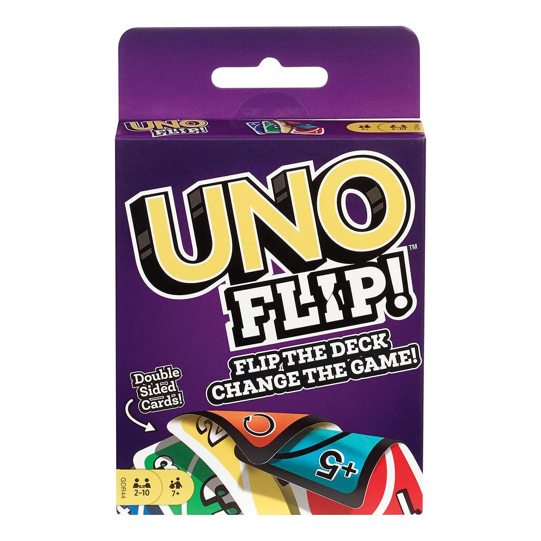 Uno Flip Side Game
