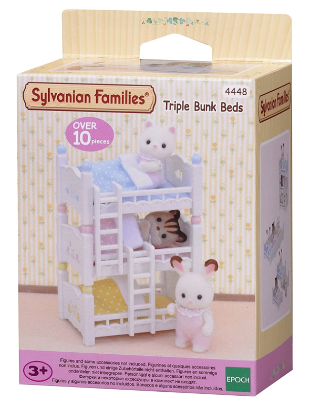 Sf4448 Triple Bunk Beds