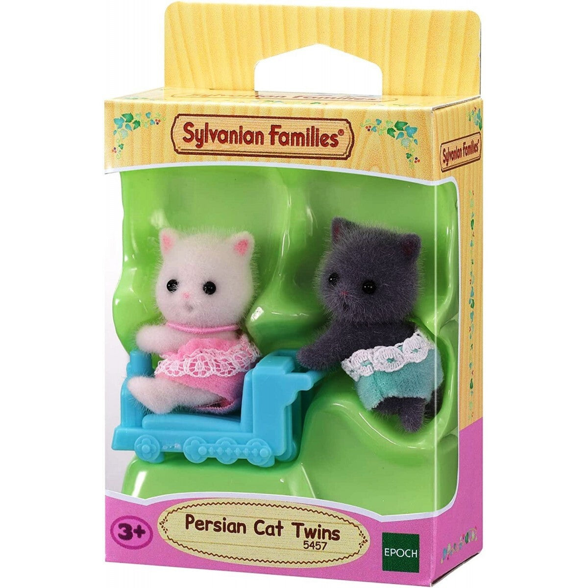 SF5457 Persian Cat Twins