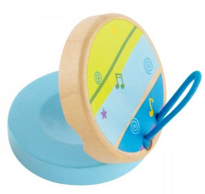 Hape Clickity Clack Wooden Clapper