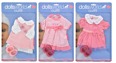 Dolls World Boutique Outfit & Shoes