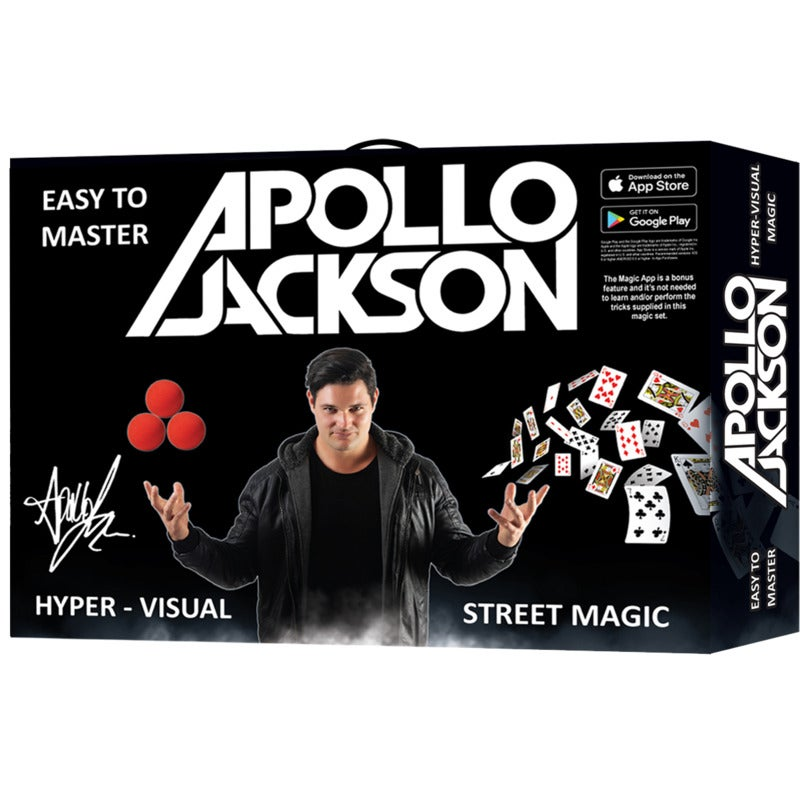 Apollo Jackson Street Magic Set