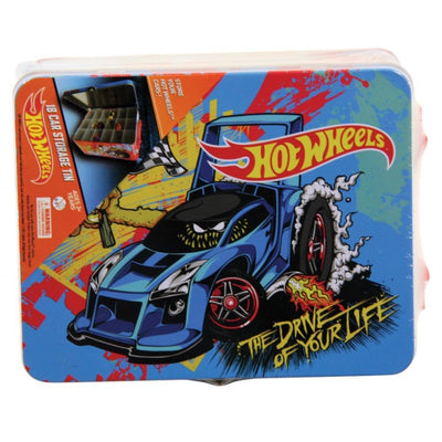 Hot Wheels Tin Carry Case