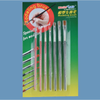 Master Tools Trumpeter Brush Set 7pce