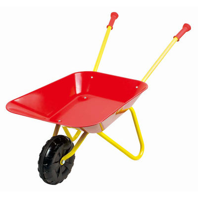 Toy Logical Metal Wheelbarrow