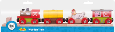 Big Jigs Rail Farmyard Train