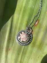 Load image into Gallery viewer, Hebrew Shell Top Necklace