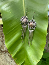 Load image into Gallery viewer, Hebrew Shell Jellyfish Earrings