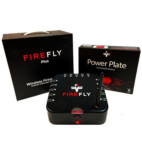 FireFly Plus & Power Plate Bundle