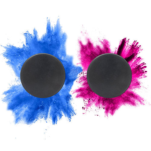 Gender Reveal Hockey Puck (Single)