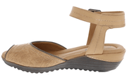 Addison - Women's Peep Toe Sandals - Biza Shoes