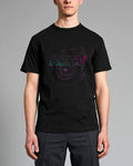 Bright Turbo Men's Black T-Shirt