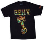 Rhevacation Men's T-Shirt Black