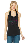 Bright Turbo Women's Black Tank