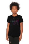 Bright Turbo Youth Black T-Shirt
