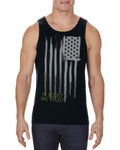 In Boost We Trust Men's Black Tank