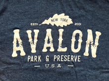 Load image into Gallery viewer, Limited Edition Vintage Avalon T-shirt  (Blue)