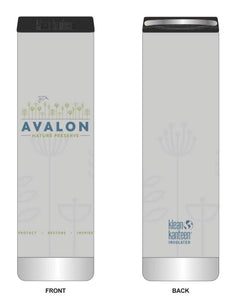 Avalon Nature Preserve Insulated Stainless Steel 20 oz. Bottle