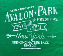 Load image into Gallery viewer, Limited Edition Vintage Avalon T-shirt, Youth (Green)