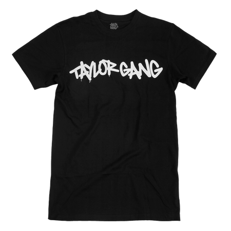 Team T-Shirt in Black