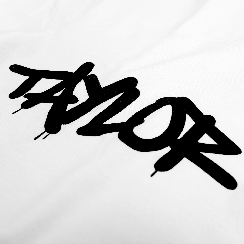 Core Logo White T-Shirt