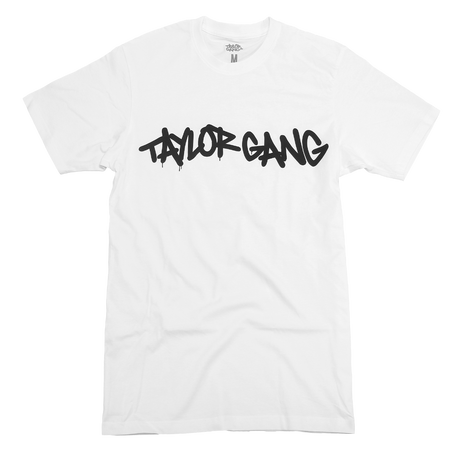 Team T-Shirt in White