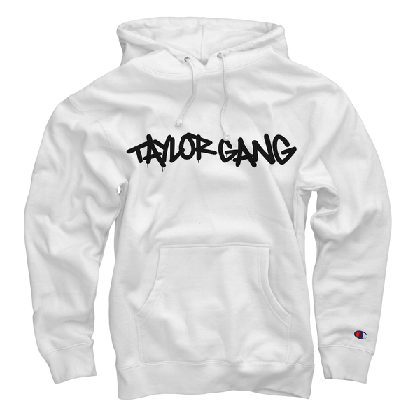 Core Hoodie in White