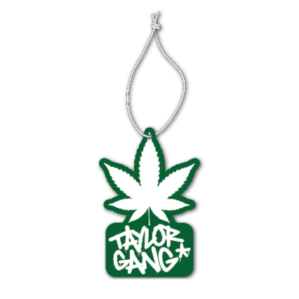 Air Freshener (Green/White)