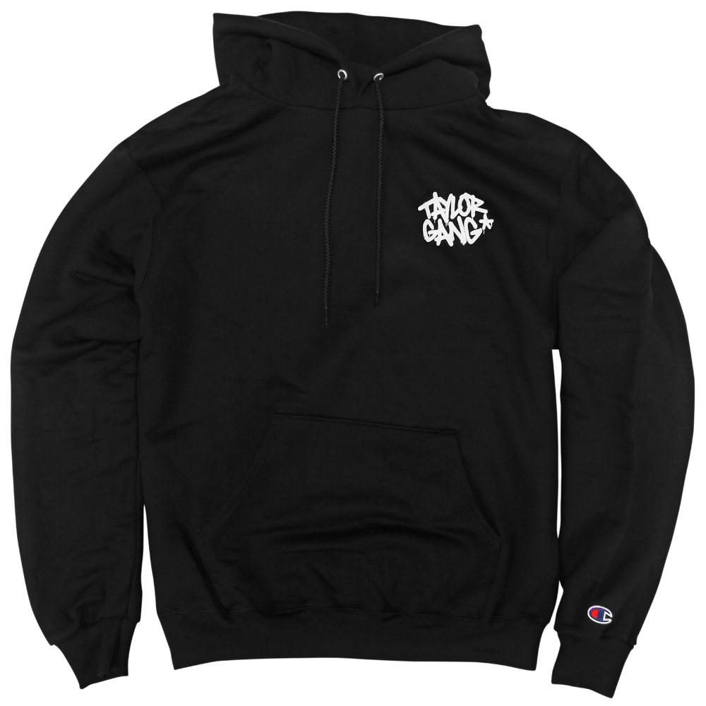Team Hoodie in Black