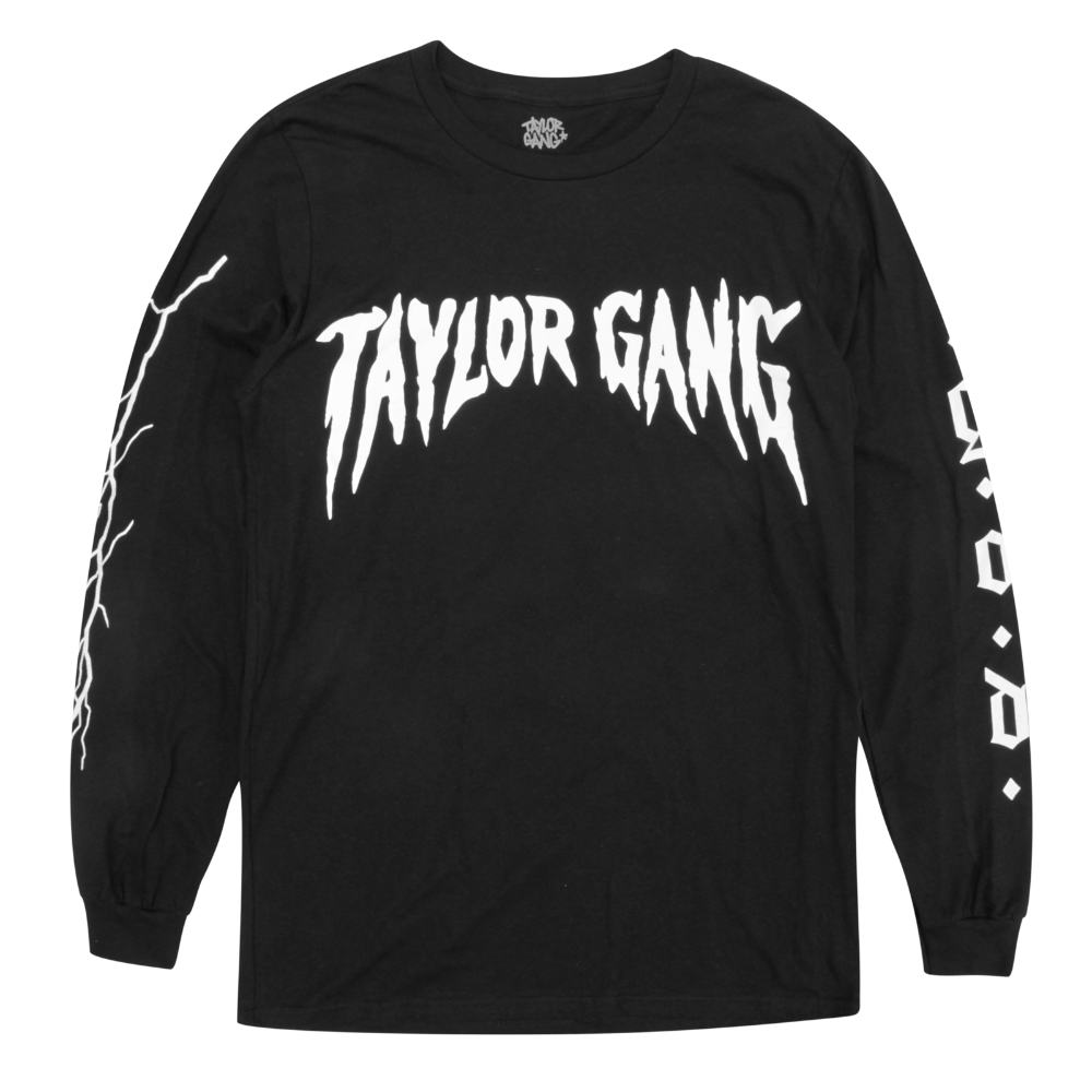 Thrasher Black Longsleeve