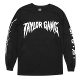 Thrasher Longsleeve in Black