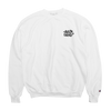 Team Crewneck in White