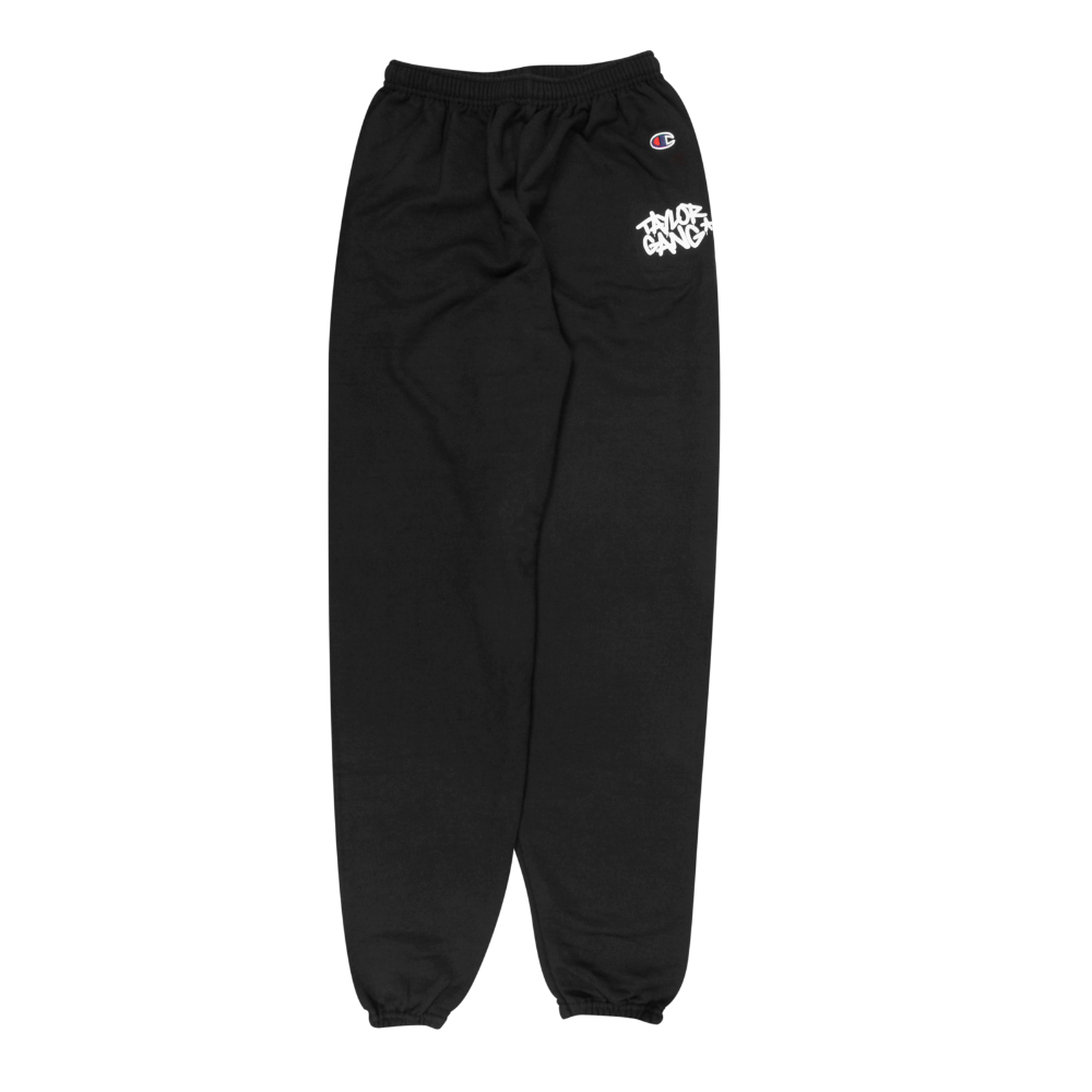 Team Sweatpants in Black