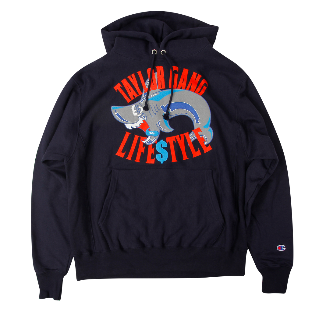 Sink or Swim Retro UTB Hoodie