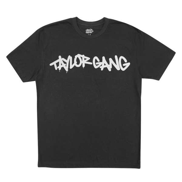 Core T-Shirt in Black/reflective