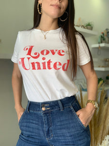 Love United Top