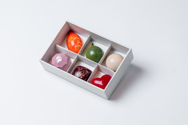 6pc Bonbon Box (contains alcohol)