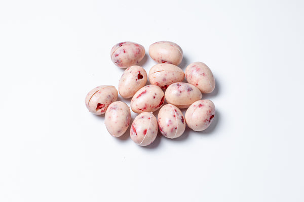 Freeze-dried Strawberry Eggs