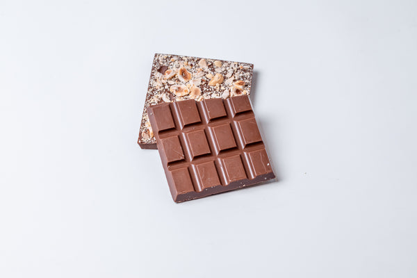Milk Chocolate Hazelnut Bar