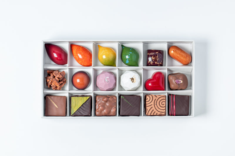 18pc Bonbon Box