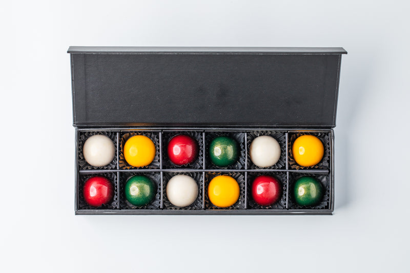 12 piece Christmas Bonbons Box