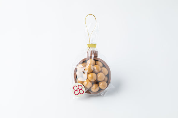 Caramel Passion Bauble
